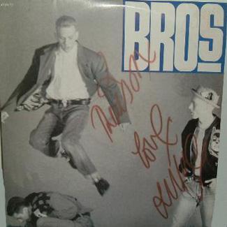 Drop The Boy - Bros