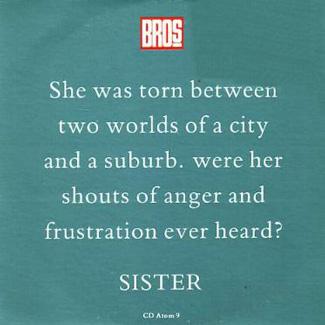 Sister - Bros